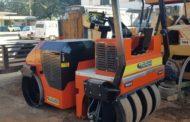 Prefeitura adquire novas máquinas e equipamentos para pavimentação asfáltica