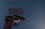 Arma recolhida em Martins Soares