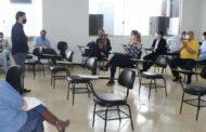 Regional de Saúde promove reunião sobre a situação da covid-19 em presídio de Manhumirim