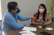 Secretária de Saúde reforça a necessidade de cuidados à Covid-19