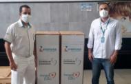 Energisa faz a doação de dois ventiladores pulmonares para o Hospital César Leite