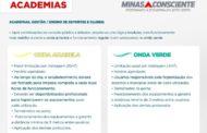 Academias em Manhuaçu poderão abrir, mas com restrições