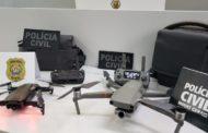 Polícia Civil usará drones para identificar crimes eleitorais nas eleições municipais