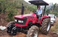 Programa ATeG: cafeicultor de Caputira compra trator após sucesso na safra
