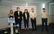 FIEMG doa equipamentos médicos para unidades do SAMU