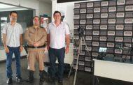 11º BPM recebe doação de recurso da Câmara de Vereadores de Manhuaçu
