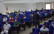 Secretaria de Saúde se reúne com representantes de 19 de municípios da microrregião