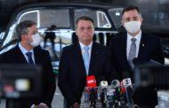 Pacheco e Lira pedem a Bolsonaro agilidade no acesso a vacinas e ações de recuperação econômica