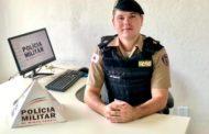 Tenente Douglas assume comando do Pelotão da PM em Simonésia