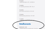 Aposta feita em Manhuaçu acerta os 15 pontos da Lotofácil