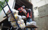 MPMG auxilia no transporte de doações feitas à Cruz Vermelha que serão entregues em Carangola e Espera Feliz
