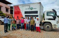 Banco de Alimentos de Manhuaçu distribui produtos adquiridos por Programa de Aquisição