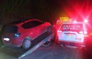 Veículo furtado em Juiz de Fora é recuperado em Manhuaçu