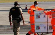 Minas começa vacinação das Forças de Segurança e Salvamento
