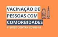 3ª fase da vacinação contra Covid-19 começa nesta quinta-feira (13) em Manhuaçu