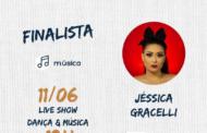 Cantora Jéssica Gracelli é finalista do Festival Meraki