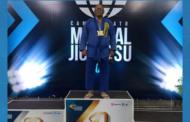 Atletas de Santa Margarida se destacam em Campeonato de Jiu-Jitsu