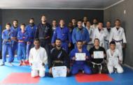Academia Judá Jiu-Jitsu promove graduação em Vilanova