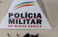 Homem detido por posse ilegal de arma em Santa Margarida