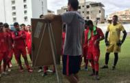 Gilberto Fonseca prepara Boston City para enfrentar o Cruzeiro