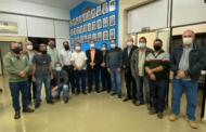 Câmara de Manhuaçu promove intercâmbio de conhecimento com a de Alto Jequitibá
