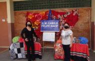 Campanha do agasalho é realizada pela Escola Camillo Felipe Nacif