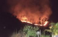 Queimadas em Manhuaçu pioram o clima seco do inverno e causam danos