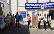 Saúde de Manhuaçu recebe doação de câmara fria
