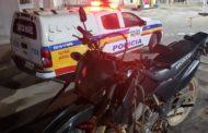 PM recupera motocicleta furtada no Espírito Santo