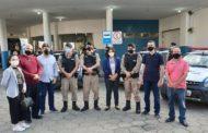 Ponto de Apoio PM é inaugurado na rodoviária de Manhuaçu