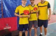 Jovens de Manhumirim são destaques na Liga Mineira de Tênis de Mesa