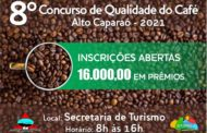16 mil reais: Alto Caparaó vai premiar melhores cafés