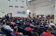 Profissionais do SAMU realizam treinamento para início das atividades