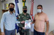 Câmara demonstra apoio à Polícia Militar do Meio Ambiente